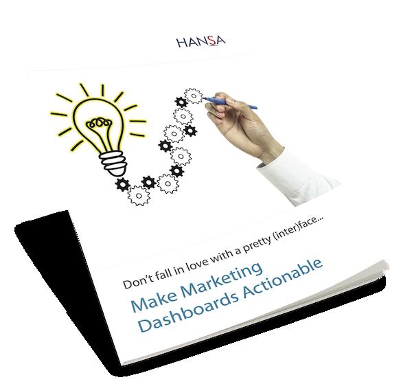 Make Marketing Dashboards Actionable Whitepaper